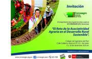 TARJETA INVITACION CONVEAGRO 2012