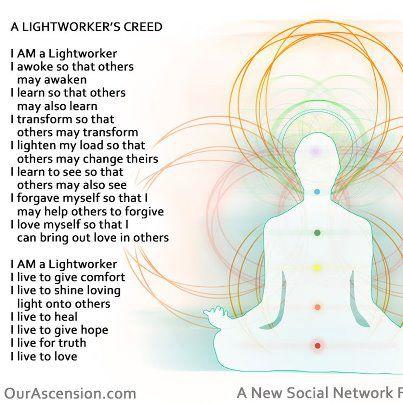 lightworkers code