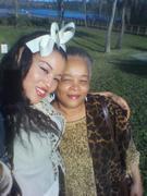 Family - Ngon'e & Grandaughter Kristina