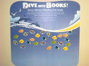 Dive Into Books!   2011 Summer Reading Club - Grace Baptist Church