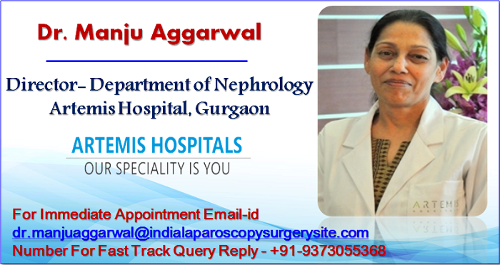 Dr. Manju Aggarwal Utilize Cutting-Edge Technology to Treat Nephrology Conditions in Gurgaon