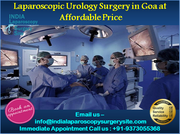 Laparoscopic Urology Surgery in Goa at Affordable Price
