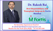 Liver Cysts Treatment by Dr. Rakesh Rai Offers Superior Facilities and Care in Mumbai
