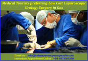 Medical Tourists preferring Low Cost Laparoscopic Urology Surgery in Goa