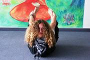 Jugendliche unterrichten Jugendlichen-Yoga: Abschluss Ausbildung in Bad Meinberg Juli 2009