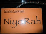NIYORAH Aug 9th