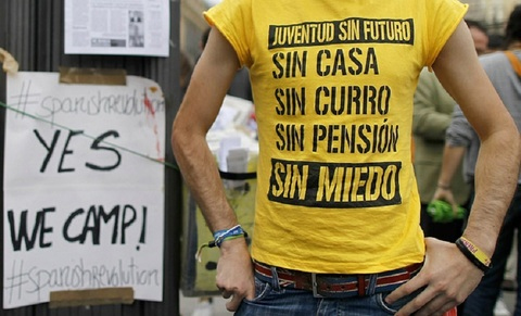 juventud sin futuro (youth without future)
