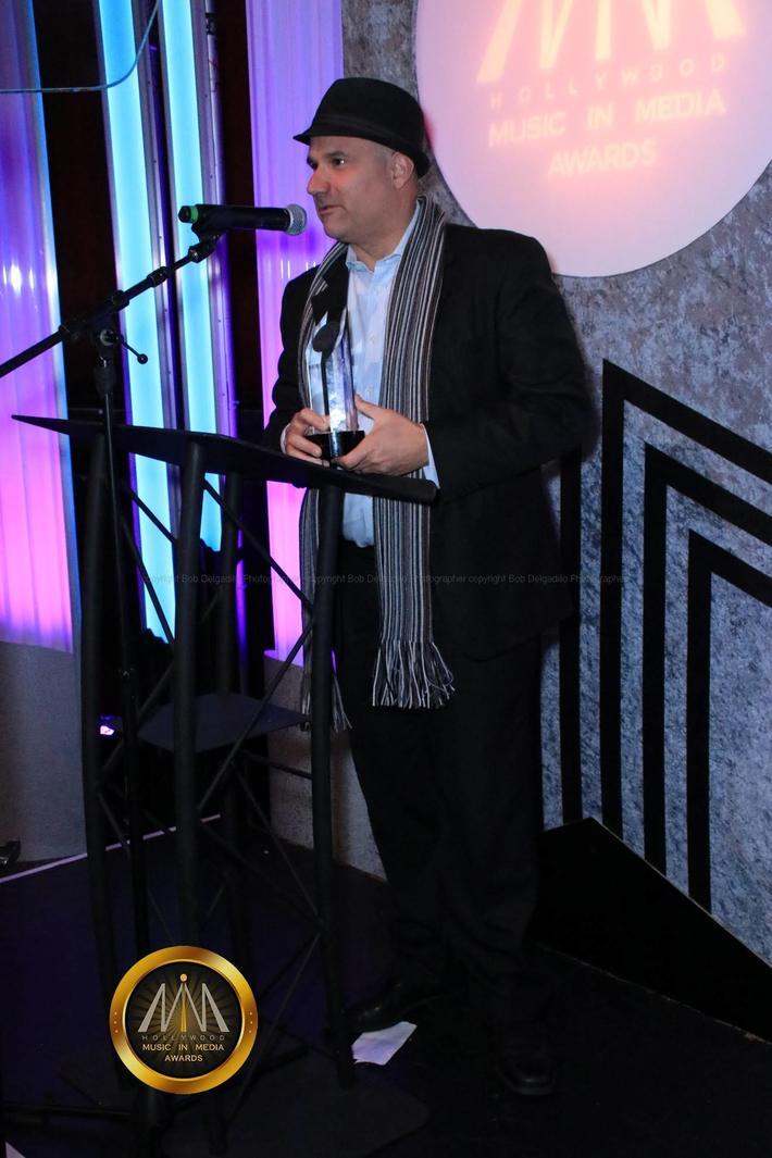 Speech after winning Trophy
