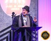 Hollywood Music Media Awards Speech