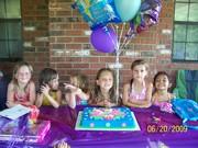 Kaitlyn's 5th Birthday