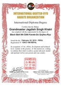 NEPAL - IGKO International Diploma Degree