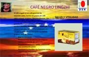 CAFE NEGRO LINGZHI