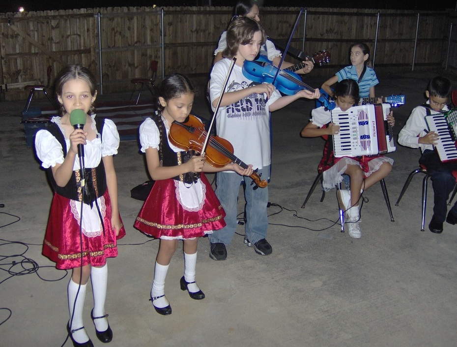 MECCA musicians