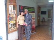 Ms Eli y Mr Rafael/Centro dxn-Arequipa/Mayo-2013