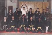 SOKE GRANDMASTER IRVING SOTO 10TH DEGREE BLACK BELT 8-TIME WORLD KUMITE CHAMPION AIKI JUITSU ATEMI