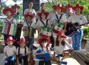 MECCA accordion and fiddle band