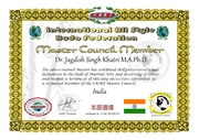 master council member dr jagdish singh khatri
