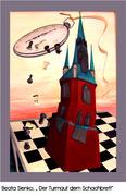 Beata Sienko, -Der Turm auf dem Schachbrett
