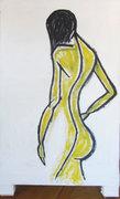 Die gelbe Frau