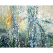 Wald II (Expansion), 80x100