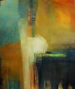 - Der Funken der Hoffnung, Acryl auf Leinwand, 120 x 100 cm