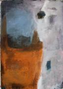 Nr.2015-60,ohne Titel, Pigmente auf Holzkörper, 60 x80 cm