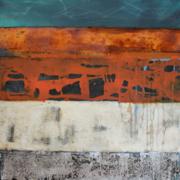 Nr.2015-62,Surfaces I,Mischtechnik, 80x80cm