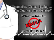 Ebola in The USA