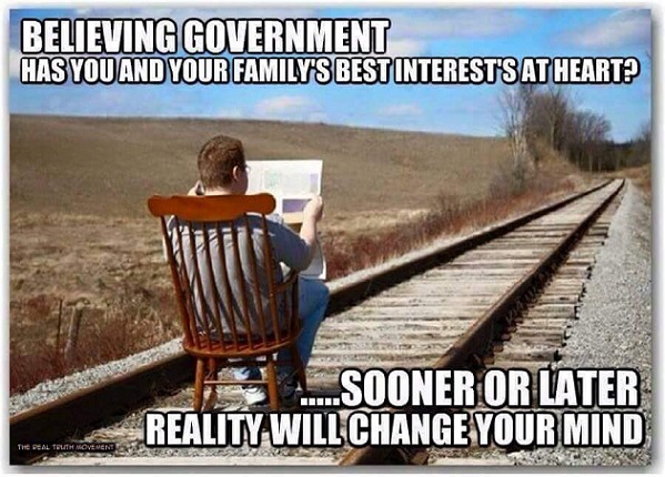 BELIEVING GOVERNMENT
