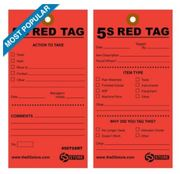 5S Red Tag