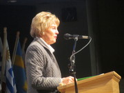 Mrs. Shirley Dobson welcomes NDP from 47 states and 2 territories