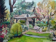 Japanese Gardens. 4th May 2013