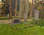 Cemetery Vorden, The Netherlands