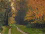 Autumn paintings 2017