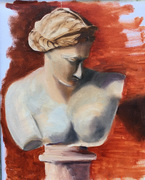 Perhaps Venus from walled garden Oldbridge Estate