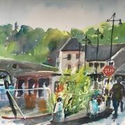 Down by the boathouse, Graignamanagh