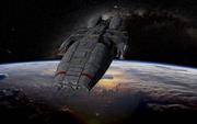Galactica at Kobol