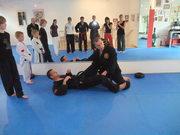 Combat Hapkido Lehrgang mit Gregor Huss