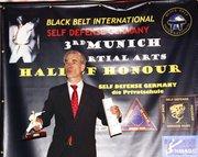 Kampfsportschule Kocaman auf der 3. Hall of Honour in Munich