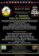 2012 5th Munich Hall of Honour,