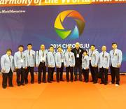 2016 Cheongju World Martial Arts Masterships Judo Championships .4.Sep.2016