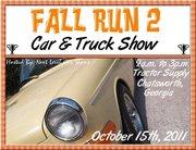 FALL RUN 2 October 15th, 2011