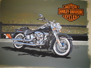 2014 Harley Davidson Softail Deluxe 001