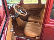 32 Ford Interior