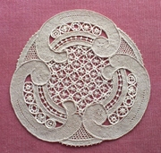 Contemporary Needle Lace 4