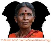 8 March 2010 International Womens Day