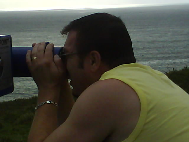 looking out to sea!!..