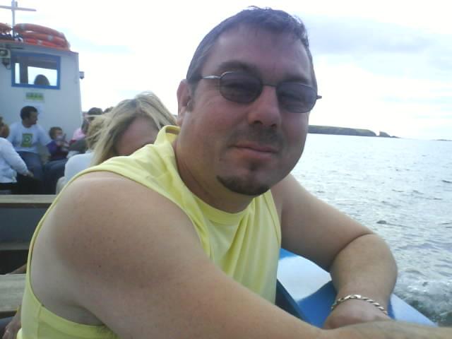a trip to caldy island