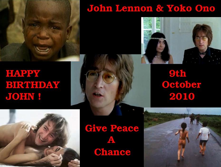 John Lennon  - Give Peace A Chance