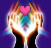 Healing Hands w/Rainbow Energies